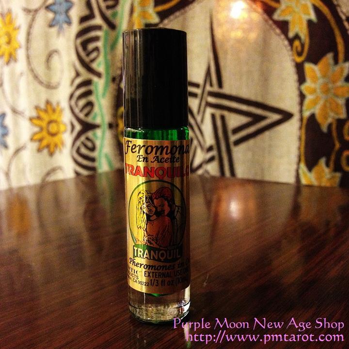 Pheromone Oil Perfume Tranquil