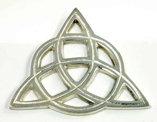 Triquetra Open Cut Altar Tile 3