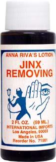 Anna Riva Jinx Removing
