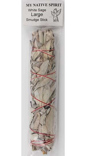 White Sage Smudge Stick 7