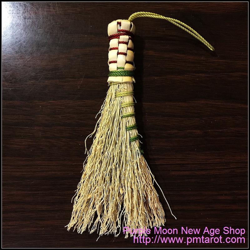 Broomcorn Broom