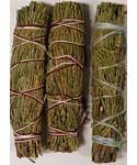 Cedar smudge stick 3-pack