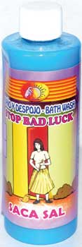 Wash: Stop Bad Luck