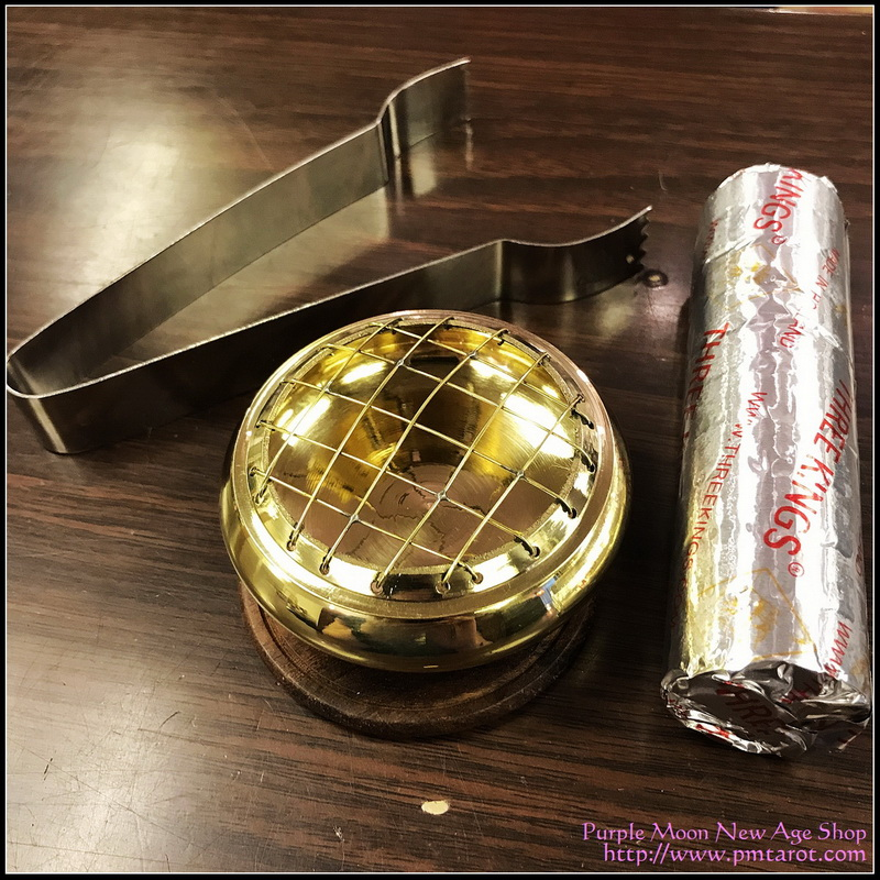 Resin Burner Starter Kit - II