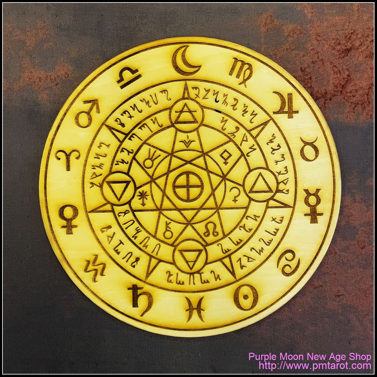 Wiccan Symbol of Protection