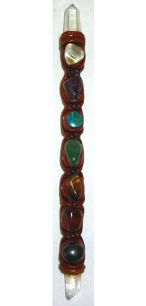 Chakra Wand Small