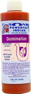 Wash: Domination