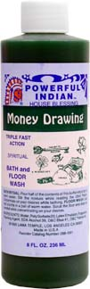 Wash: Money Drawing