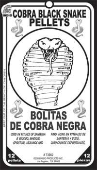 Snake Pellets Cobra