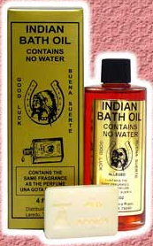 Bath Oil: Indian