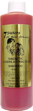 Shampoo: Magnetic Lovers Attraction