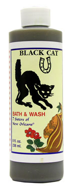 Wash: Black Cat