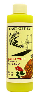 Wash: Cast Off Evil