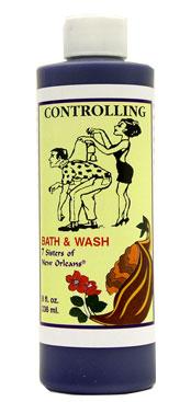 Wash: Controlling