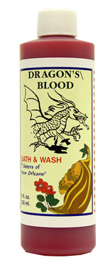 Wash: Dragons Blood