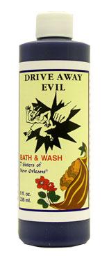 Wash: Drive Away Evil