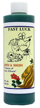 Wash: Fast Luck