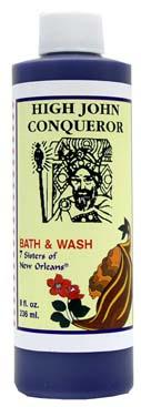 Wash: High John