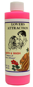 Wash: Lovers Attraction