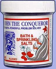 Bath Salt - John The Conqueror