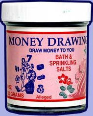 Bath Salt - Money Drawing