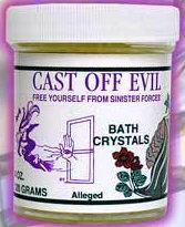 Bath Crystal - Cast Off Evil