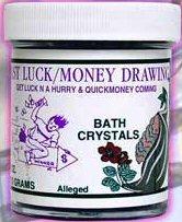 Bath Salt - Fast Luck/Money Drawing
