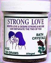 Bath Salt - Strong Love